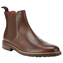 Buy JOHN LEWIS & Co. Ascot Chelsea Boots, Brown Online at johnlewis.com