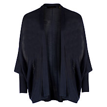 Buy Ted Baker Sileen Cocoon Wrap, Navy Online at johnlewis.com