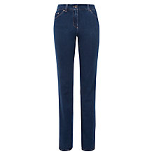 Buy Gerry Weber Roxy Perfect Fit Jeans, Dark Denim Online at johnlewis.com