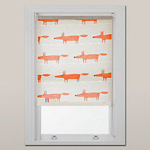 Buy Scion Mr Fox Roller Blind, Natural Online at johnlewis.com