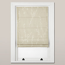 Buy John Lewis Catkin Roman Blind Online at johnlewis.com