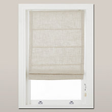 Buy John Lewis Lyndhurst Roman Blind Online at johnlewis.com