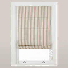 Buy John Lewis Chichester Stripe Roman Blind Online at johnlewis.com