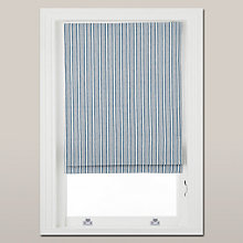 Buy John Lewis Heysham Stripe Roman Blind Online at johnlewis.com