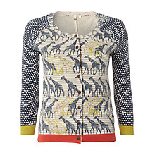 Buy White Stuff Rio Cardigan, Ocean Teal Online at johnlewis.com