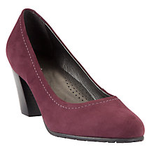 Buy John Lewis Port Suede Court Shoes Online at johnlewis.com