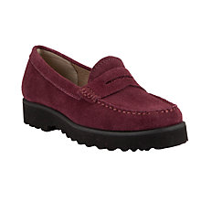 Buy John Lewis Oslo Moccasin Platform Shoes Online at johnlewis.com