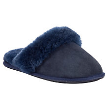 Buy John Lewis Sheepskin Slipper Mules Online at johnlewis.com