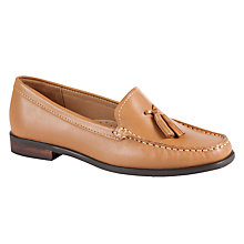 Buy John Lewis Genoa Leather Loafer Shoes Online at johnlewis.com