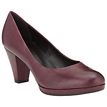 Buy John Lewis Jagger Leather Courts Shoes Online at johnlewis.com