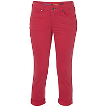 Buy White Stuff Southern Ocean Crop Trousers, Calypso Online at johnlewis.com