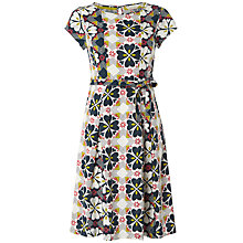 Buy White Stuff Bella Dress, Ivory Online at johnlewis.com