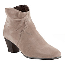 Buy John Lewis Designed for Comfort Crow Ankle Boots Online at johnlewis.com