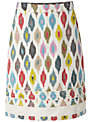 White Stuff Madness Skirt, Multi