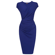 Buy Phase Eight Rhia Wrap Dress, Blue Online at johnlewis.com
