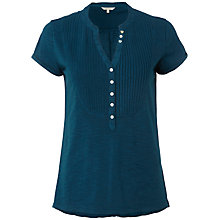 Buy White Stuff Jodie Shirt, Ocean Teal Online at johnlewis.com