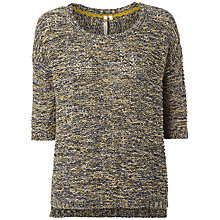 Buy White Stuff Delores Jumper, Ocean Teal Online at johnlewis.com
