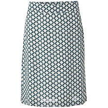 Buy White Stuff Chica Bonita Skirt, Ocean Teal Online at johnlewis.com
