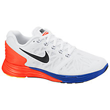 Buy Nike Childrens' Lunarglide 6 Trainers Online at johnlewis.com