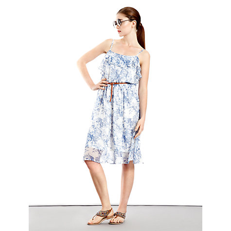 Buy Paisie Midi Sun Dress, Multi Online at johnlewis.com