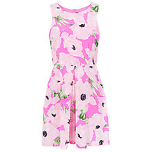 Buy French Connection Holiday Poppy Silk Playsuit Online at johnlewis.com