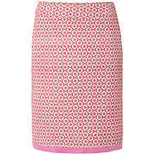 Buy White Stuff San Pedro Embroidered Skirt, Calypso Online at johnlewis.com