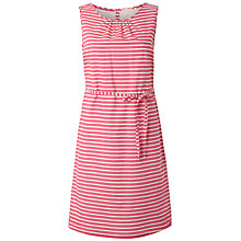 Buy White Stuff Carefree Stripe Dress, Calypso Online at johnlewis.com