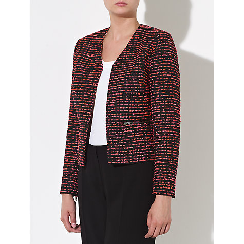 Buy COLLECTION by John Lewis Tweed Jacket, Multi Online at johnlewis.com