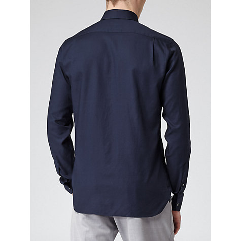 Buy Reiss Astley Slim-Fit Button Down Long Sleeve Shirt Online at johnlewis.com