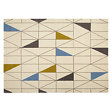 Buy John Lewis Norrebro Triangles Rug Online at johnlewis.com