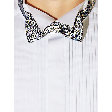 Buy John Lewis Heirloom Collection Boys' Dress Shirt, White Online at johnlewis.com