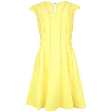 Buy Ted Baker Sunflower Panel Dress, Sunflower Online at johnlewis.com