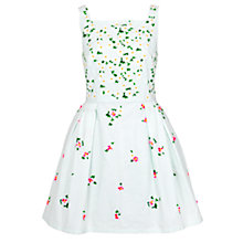 Buy French Connection Ditsy Dorothy Dress, Tea Tree/Multi Online at johnlewis.com