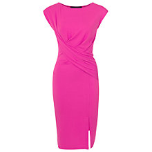 Buy French Connection Twisted Sister Jersey Dress Online at johnlewis.com