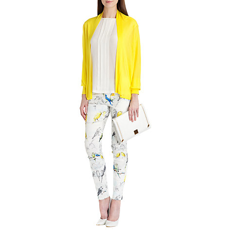 Buy Ted Baker Cocoon Wrap, Sunflower Online at johnlewis.com