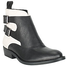 Buy Somerset by Alice Temperley Frampton Leather Ankle Boots Online at johnlewis.com