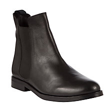 Buy John Lewis Sloane Leather Ankle Boots Online at johnlewis.com