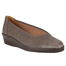 Buy Gabor Piquet Suede Pumps Online at johnlewis.com
