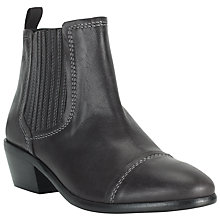 Buy Collection WEEKEND by John Lewis Dollar Leather Ankle Boots Online at johnlewis.com