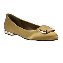 Buy COLLECTION by John Lewis Justine Heeled Pumps Online at johnlewis.com