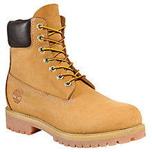 Buy Timberland 6 Inch Premium Ankle Boot, Wheat Online at johnlewis.com