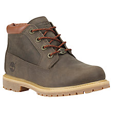 Buy Timberland Nellie Chukka Ankle Boots, Dark Brown Online at johnlewis.com