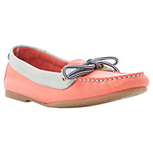 Buy Dune Lautical Lace Up Boat Shoes Online at johnlewis.com