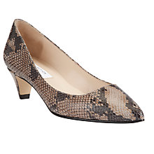 Buy COLLECTION by John Lewis Lisette Leather Court Shoes Online at johnlewis.com