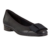 Buy Gabor Assist Leather Pumps Online at johnlewis.com