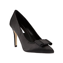 Buy COLLECTION by John Lewis Lisa pointed Bow Court Shoes Online at johnlewis.com