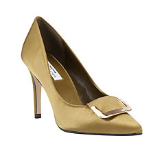 Buy COLLECTION by John Lewis Rosa Satin Buckle Detail Court Shoes Online at johnlewis.com