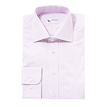 Buy Chester by Chester Barrie Vertical Stripe Cotton Shirt Online at johnlewis.com