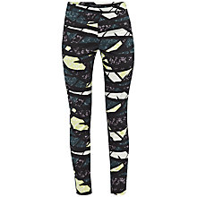Buy French Connection Shadow Dance Skinny Trousers, Black/Multi Online at johnlewis.com