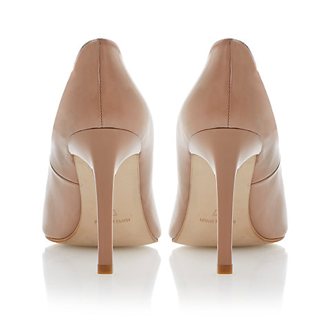 Buy Dune Arwen Extreme Pointed Toe Heeled Court Shoes Online at johnlewis.com